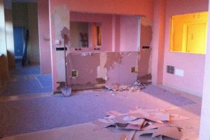 Cernusco smantellato, distrutto il lavoro di ristrutturazione del 2013